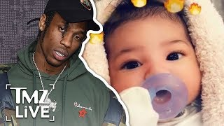 Travis Scott Drops Big Money On Stormi! | TMZ Live