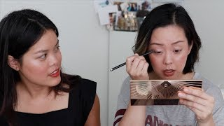 Eye Tutorial with SEREIN! Ft. Charlotte Tilbury