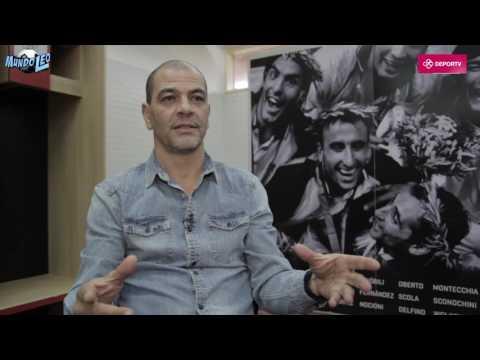#MundoLeo: Nota con Sergio Hernández, DT de la Selección Argentina de Básquet