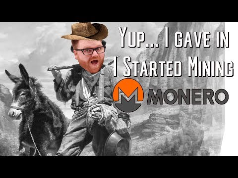 I Finally Started Mining?!
