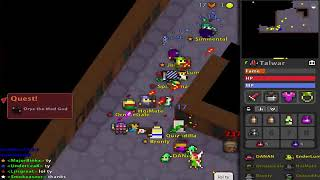 RotMG WC Opened By Me Assassin
