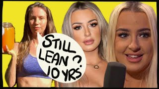 Why is Tana Mongeau gaining weight? And Freelee The Banana Girl is STILL lean?