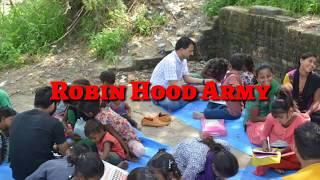 Robin Hood Army Food & Education Drive #robinhoodarmy  #robinhoodarmydelhi  #RHA  #hungerfreeindia