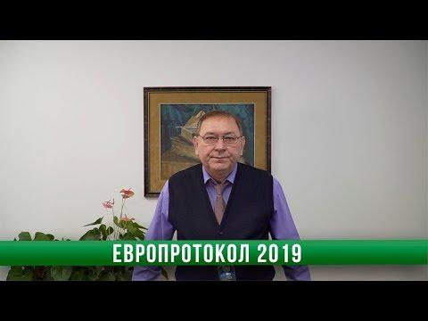 Европротокол 2019. Как оформить ДТП