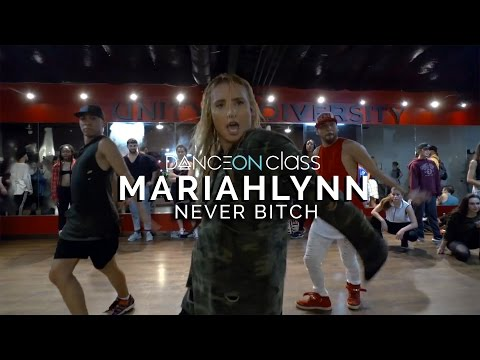 Mariahlynn - Never Bitch | Brooklyn Jai Choreography | DanceOn Class