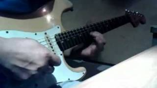 How Many Miles to Babylon / Yngwie.J.Malmsteen (Cover)