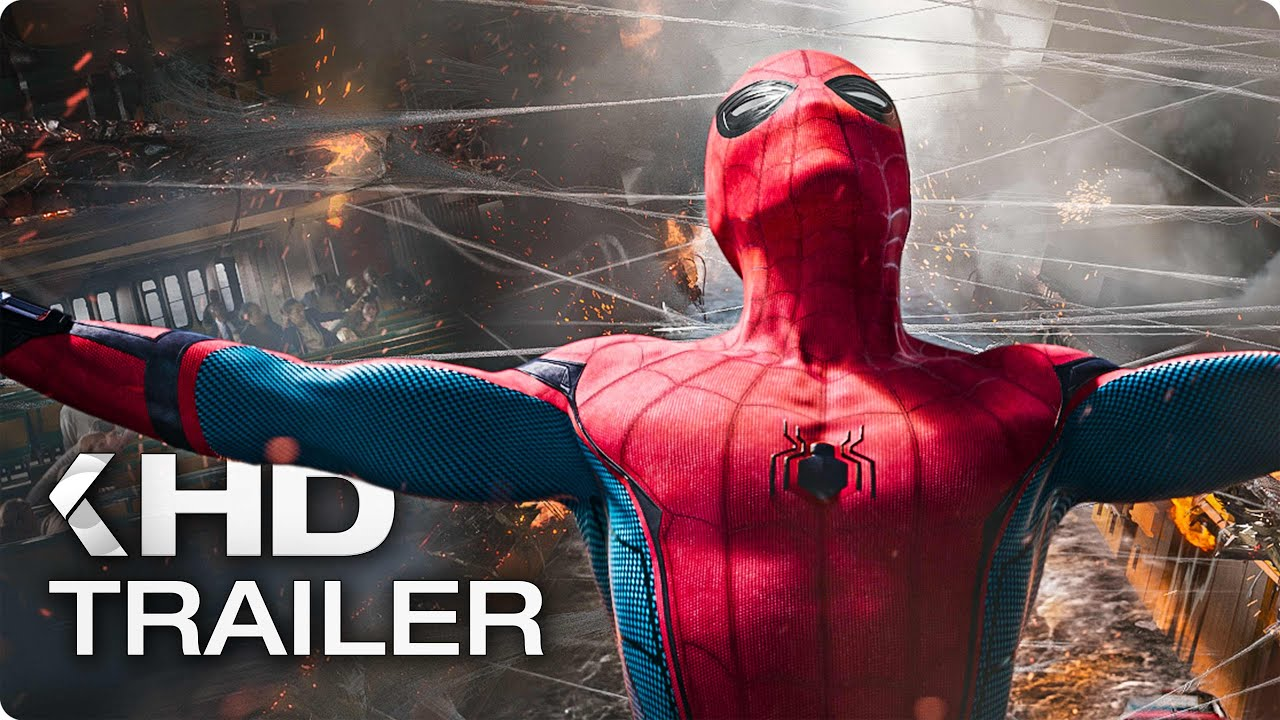SPIDER-MAN: Homecoming – New Suit Trailer (2017)