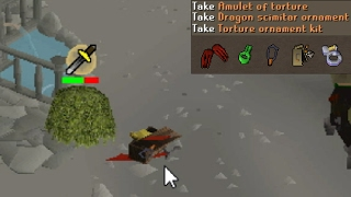 Pretending To Be A Bush in PvP (Dragon Claws)
