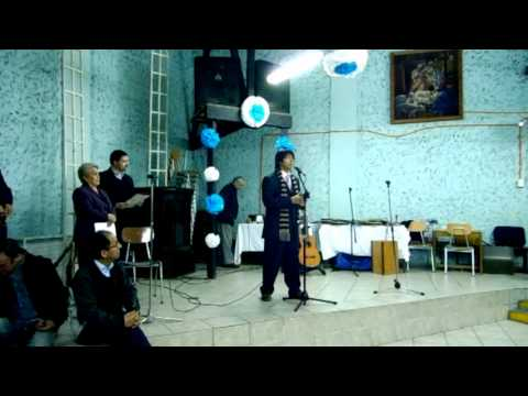 ▶ Tenor Magallánico Ignacio Gómez: Cantando en Celebracion 50 Años de Nuestra Señora de Fátima