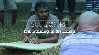 ISA Training in Sri Lanka