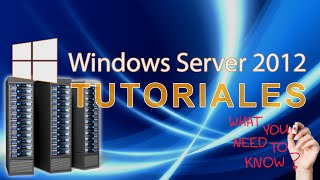 Windows Server 2012 - Volumen distribuido o spanned thumbnail