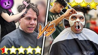 $10 Haircut VS $100 Haircut... **huge mistake**