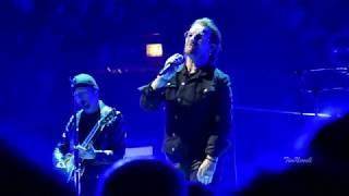 """U2 """"The Ocean"""" (4K, Live, HQ Audio) / Chicago / May 23rd, 2018"""