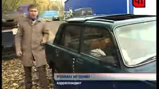 видео Самодельная амфибия Тритон