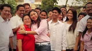 Mayor Lani Cayetano I Love Taguig