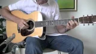 The Beatles She loves you (acoustic guitar cover)