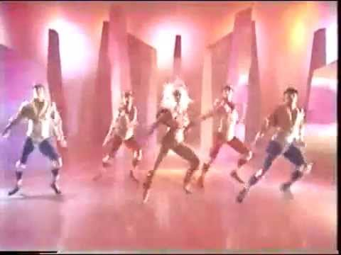 Jeff Ritcher Dancers-1980s Saturday Night Live-Jumpin Jack Flash