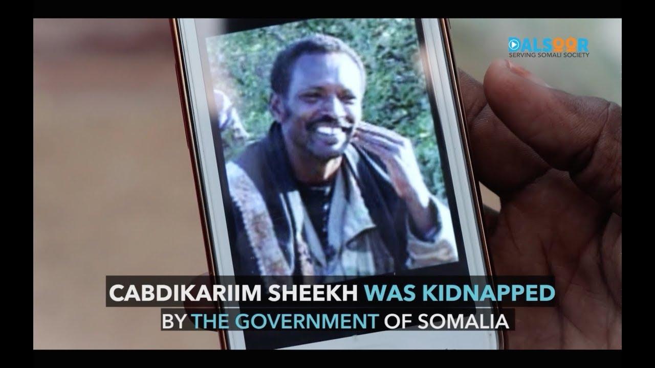 Al-Shabaab suicide bomber who killed Somali politician was a BLIND