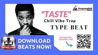 "Chill Trap Beat Instrumental ""Taste"" { 10+ Minute Cudi Vibe Trap Beat Loop} ♻️ 🔥"