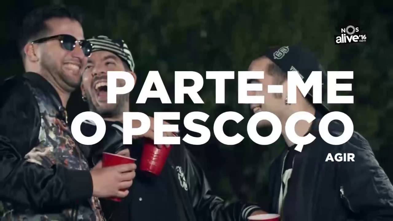 10 Músicas Portuguesas Nos Alive 2016