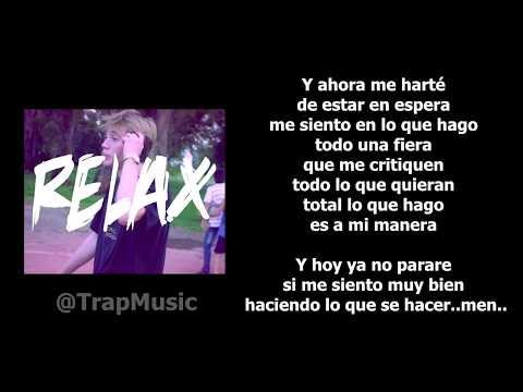 Paulo - Relax [LETRA-KARAOKE]