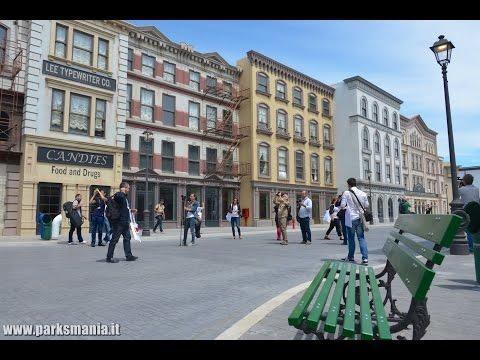 Cinecittà World: CINECITTA' STREET (10 luglio 2014 - Press Event)