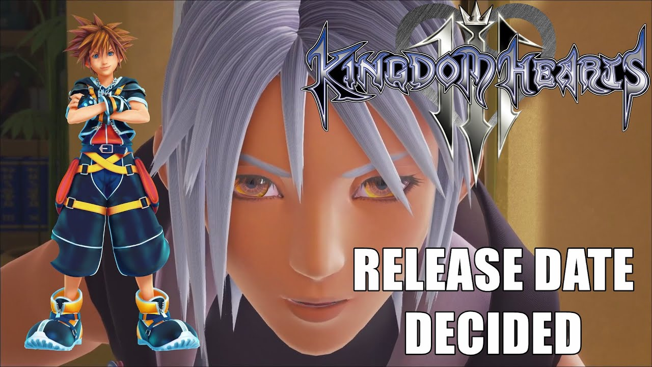Kingdom hearts release date in Sydney