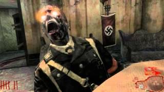 Call of Duty: Black Ops, зомби-режим. Несколько забегов в театре смерти. Немного о хороводах #2.