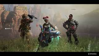 Apex Legends - First win using