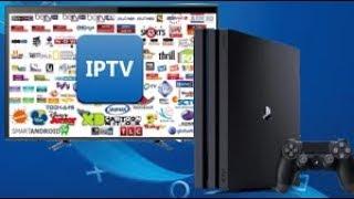 IPTV NO PS4 novo método 2019