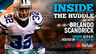 Inside the Huddle 2017 Episode #2 with Tyler Clutts and Orlando Scandrick