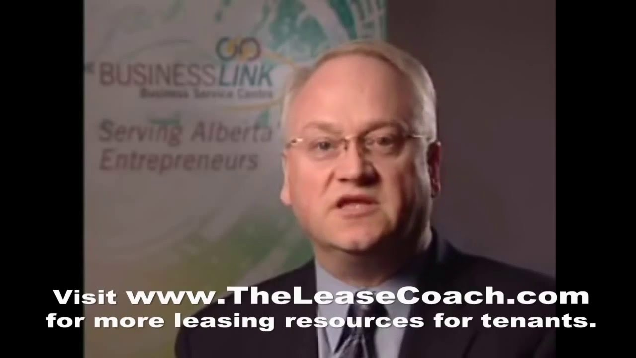 Commercial Lease Agreement Negotiating Tips Youtube