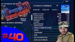 "INVESTINDO NO TURISMO E ""KBG"" IMPERIAL - GEOPOLITICAL SIMULATOR 4 #40 - (Gameplay/PC/PT-BR)"