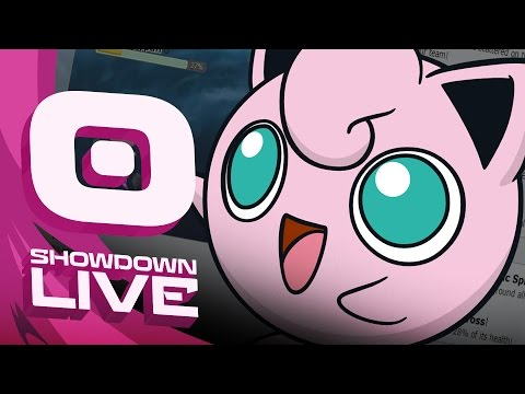 We try and win with a Jigglypuff team for an hour w/ PokeaimMD, Blunder, PK & Moet!