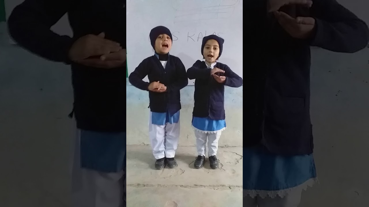 Download Dekho bacho hathi aya   دیکھو بچوں ہاتھی آیا نظم  poem by little kids   Educational Goals  E.T hacks