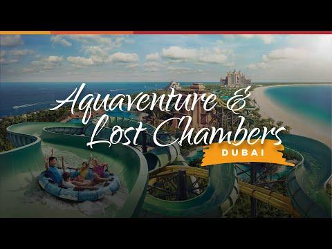 Aquaventure & Lost Chambers | Dubai