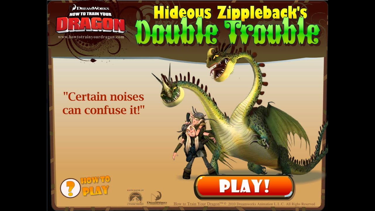 How to train your dragon mini games ost hideous zipplebacks how to train your dragon mini games ost hideous zipplebacks double trouble theme youtube ccuart Choice Image