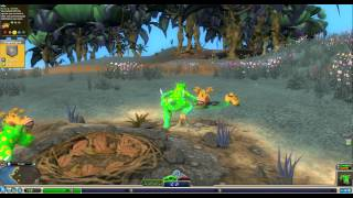 Spore Series | Creature Stage | New world of feisty things!