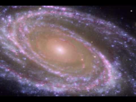 Spiral Galaxy M81- High Definition