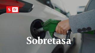 A última hora, el Congreso aprobó la sobretasa a la gasolina en Colombia | Videos Semana