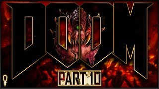 Giving Nightmare a Try   Doom (2016)   Let's Play Part 10 Blind   VOD