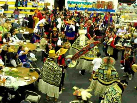 Kake Tlingit Dancers at the memorial party for Norman L. Jackson