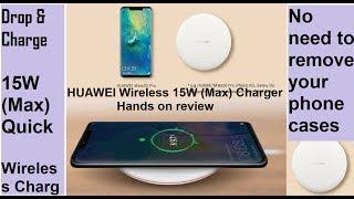 Huawei 15W Wireless Charging Pad CP60 Bangla Review