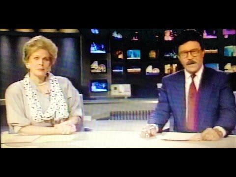 """LOCAL NY NEWS COVERAGE-8/10/90-""""Staten Island, NY Tornado"""""""