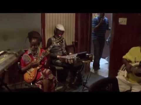 Uncut: Creative process One Pop Studio with Sly Dunbar, Chinna Smith, Chris Meredith and Robbie Lynn