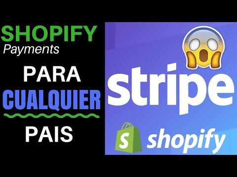 Como usar Shopify Payments y Stripe desde Cualquier País (LEGALMENTE)