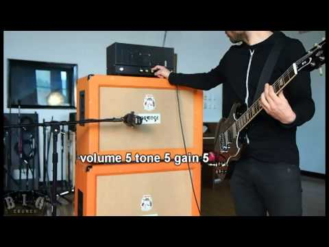 The Three Knob by Big Crunch - guitar amp demo