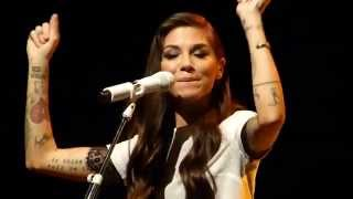Christina Perri - Burning Gold live the Ritz, Manchester 22-11-14
