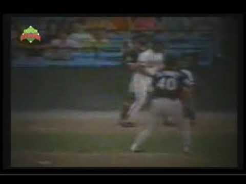 "WIlson Alvarez ""El 1er No Hit No Run"" 11 Agosto 1991"