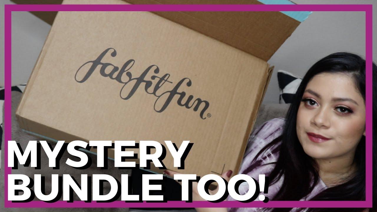 FabFitFun Surprise Sale & Mystery Bundle Battle